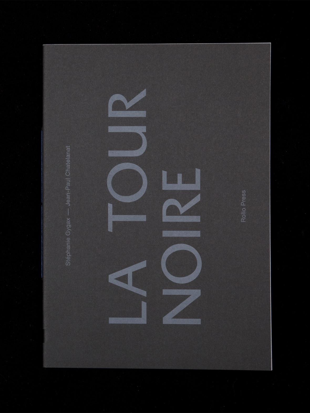 Stéphanie Gygax – La Tour Noire